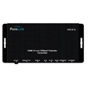 PureLink HTE III TXRX 4K HDR over HDBaseT Extension System with Ethernet Control & Bi-Directional PoE