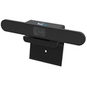 PureLink VIP-CAM-5-4K-USB2 4K USB 2.0 ePTZ Display Mounted Webcam