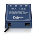 Palmer Audio PAN48 Phantom Power Supply 2 Channel