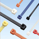 Panduit PLT2S-C1 7.4 Inch Brown Nylon Cable Tie 100 Pack