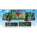 Plura LCM-307-3G Dual 7 Inch or Quad 4 Inch - Rackmount 3G General Use Monitor (1024 x 600)