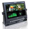 Plura PBM-209-3G 9 Inch 3G Broadcast Monitor (800x480) Class A-3Gb/s Ready
