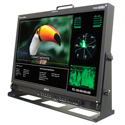 Plura PBM-224-3G - 24in 3G Broadcast Monitor (1920x1200) Class A- 3Gb/s Ready
