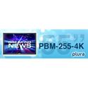 Plura PBM-255-4K 55 Inch - 4K Broadcast Monitor (3840 x 2160) - 4K - HDR Capability