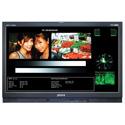 Plura PBM-270-3G 70 Inch 3G Broadcast Monitor Narrow Bezel (1920x1080) Class A- 3Gb/s