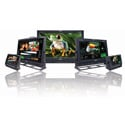 Plura 17 Inch 3G Broadcast Monitor (1920x1080) Class A- 3Gb/s - Narrow Bezel