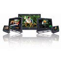 Plura PBM-346-3G 46 Inch 3G Broadcast Monitor Narrow Bezel (1920x1080) Class A- 3Gb/s Ready