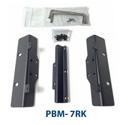Plura PBM-7RK - Tilt Rack mount for 7 Inch Monitor
