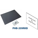 Plura PHB-209RKB Blank Plate for PHB-209RK