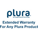 Plura Extended 1 Year Warranty for any Plura Product Valued at 500 to 1000 USD