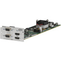 ATX Networks EM-2HD MPEG-2/H.264 Dual HD Encoder Module for PD1000