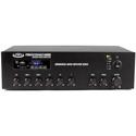 Pure Resonance Audio PRA-MA120BT 120 Watt 7 Channel Commercial Mixer Amplifier with Bluetooth