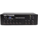 Pure Resonance Audio PRA-MA30BT 30 Watt 7 Channel Commercial Mixer Amplifier with Bluetooth