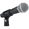 Pure Resonance Audio PRA-UC1S Ultra-Clear Dynamic Vocal Microphone with Switch and Mic Clip