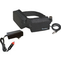 7.2 Amp Hour Batt w/XLR Out & Automatic Charger
