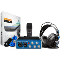 PreSonus AUDIOBOX 96 STUDIO Bundle - AudioBox USB 96 / HD7 Headphones / M7 Mic / Studio One Artist