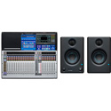 PreSonus StudioLive 24 Series III 46x26 Digital Mixer with FREE Eris E3.5 Monitors (Pair)