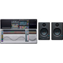 PreSonus StudioLive 64S 64-Channel/43-Bus Digital Console/Recorder/Interface with FREE Eris E3.5 Monitors (Pair)