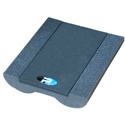 Primacoustic P300 0202 00 KickPlate Bass Drum Isolator for Beta 91/PZM Microphones - Black