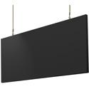 Primacoustic Z840-1215-00 Black Saturna Hanging Baffle 2x24x48 - Box of 2