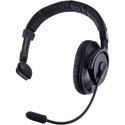 Riedel PRO-D1 Medium-weight Dynamic (Hyper Cardioid) Single Ear Headset with Rotatable Boom - 4-Pin XLR-Female
