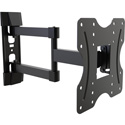 Promounts OMA2201 Small Articulating TV Wall Mount - 23 to 43 Inches