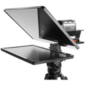 Prompter People FLEX PLUS 24 Inch Teleprompter with 22.5 Inch Reversing Monitor -  HDMI / VGA / Computer Inputs