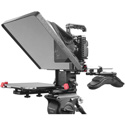 Prompter People FLEXP-24-15MM Flex Plus 24-Inch Sled Base Model Teleprompter with the 15mm Railmount Kit