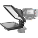 Prompter People PAL12-15MM Teleprompter with 12in Rev. Monitor - Software - 12x12 Glass - iPHONE Mounts/15mm Rail Block