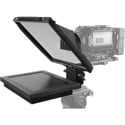 Prompter People PAL12-15MMHB Teleprompter with 12in Rev. High Bright Monitor - Software - 12x12 Glass - iPhone Mounts
