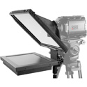 Prompter People PAL12-FSHB Teleprompter with 12in Rev. High Bright Monitor - Software - 12x12 Glass - iPHONE Mount/Case