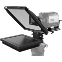Prompter People PAL12HB Teleprompter with 12inch Rev. High Bright Monitor - Software - 12x12 Glass - iPHONE/Mount/Case