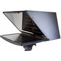 Prompter People ROBO Wide Screen Teleprompter for PTZ Cameras with 24 Inch Wide Glass & 24 Inch Monitor