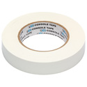 Photo of Pro Tapes 001C160MWHT 1-Inch Wide White Removable Console Tape