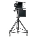 ikan PT4700-SDI17TM Professional 17-Inch High Bright Teleprompter with 17-Inch Talent Monitor Kit (3G-SDI)