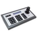PTZOptics PT-JOY-G3 Third-Generation IP Joystick Keyboard (PoE Capable) (US Style Power) - Bstock - Unit is Used