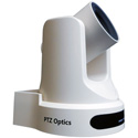 PTZOptics 20X Optical Zoom - USB 3.0 IP Network RJ45 HDMI CVBS - 1920 x 1080p - 60.7 Degree FOV (White) US Style Power