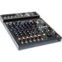 Peavey PV 10 AT 120US Compact 10 Channel DJ Mixer with Bluetooth and Antares Auto-Tune