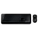 Microsoft PY9-00001 Wireless Keyboard and Mouse with AES