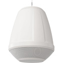 QSC AD-P-HALO-WH Integrated Sub/Satellite Pendant Loudspeaker System - White