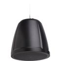 QSC AD-P.SUB 6.5-inch Dual Voice Coil Small Format Pendant Subwoofer - Black
