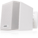 QSC AD-S.SAT 2.75-inch Small Format Surface Satellite Loudspeaker - White - Pair