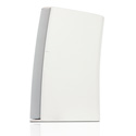 QSC AD-S6T-WH Two-way 6.5 Inch Surface Mount Weather-resistant Loudspeaker- White - Pair Zoom Rooms Compatible