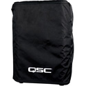 QSC CP12 Outdoor Cover - Nylon Fabric and Mesh Cover for Temporary Outdoor Use of CP12 Speaker