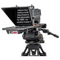 Autocue MON-MSP/17SDI Monitor Only - Reading Range 6m (20 ft) - Brightness 1500 Nits - 4:3 - Contrast 1000:1 - 1280x1024