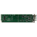 Multidyne R2-4400-4R-ST Rear I / O Entry Module for HD-4400 Receiver Fiber Card