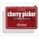 Radial Cherry Picker Preamp Selector