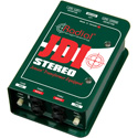 Radial Engineering JDI-STEREO R800-1012 Passive DI Stereo for Acoustic Guitar/Bass/Keyboards