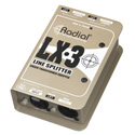 Radial Engineering LX3 Passive Line Splitter