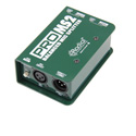 Radial ProMS2 Passive Microphone Splitter - 1 Input 2 Direct Outs & 1 Eclipse Isolated Output
